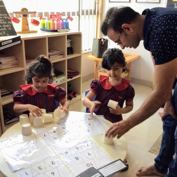 Vivero International Playschool & Daycare, Powai - School Events