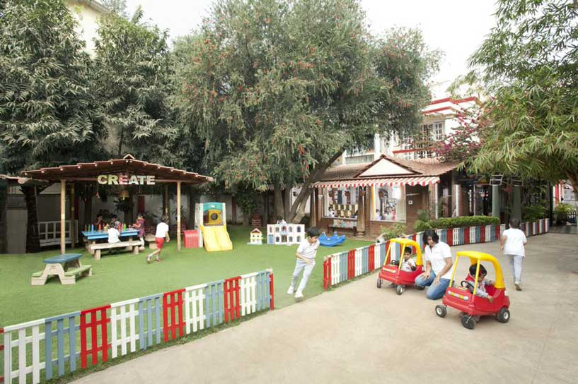 Best Preschool in Whitefield | Childcare, Playschool